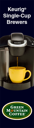 Keurig Brewing Systems from from Green Mountain Coffee Roasters