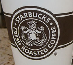 Starbucks logo is a pagan fertility goddess & a pastor is